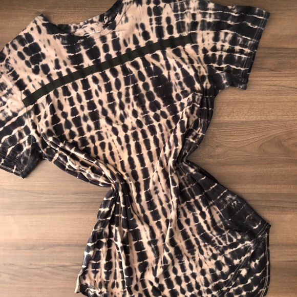 UO Tie Dye T-Shirt Dress